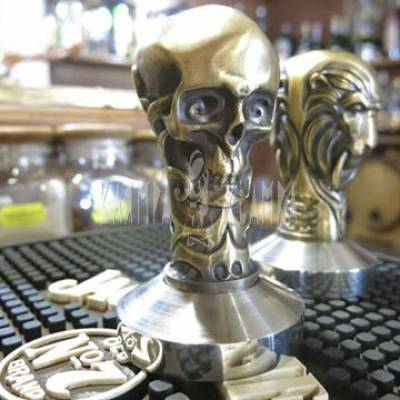 The history of coffee tamper