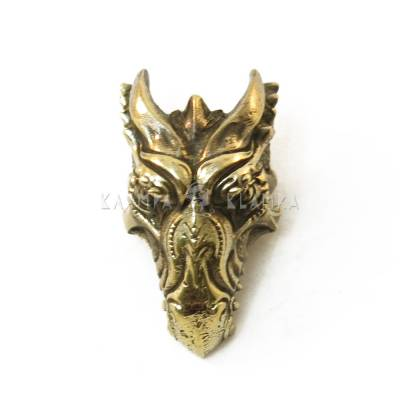 "Brass bead ""Dragon"""