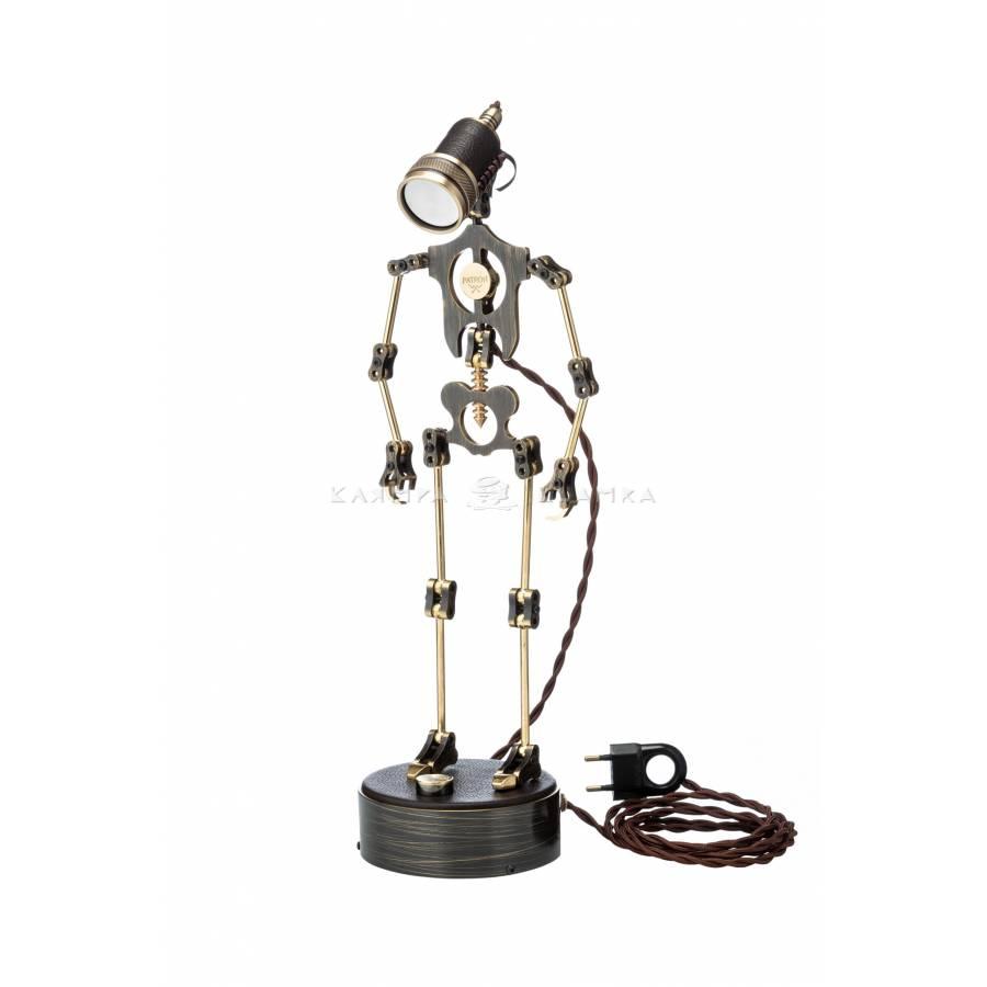"Настільна лампа ""Робот"""