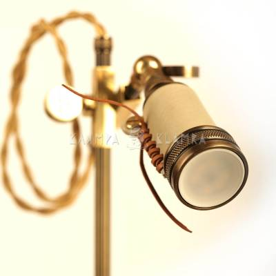"Table lamp ""Neoptera albus"""