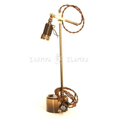 """Настільна лампа """"Neoptera brunneus"""""""