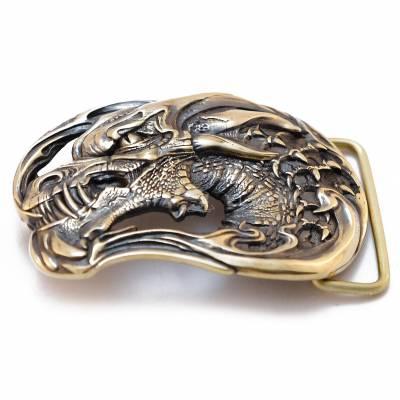 "Пряжка ""Золотий дракон"""
