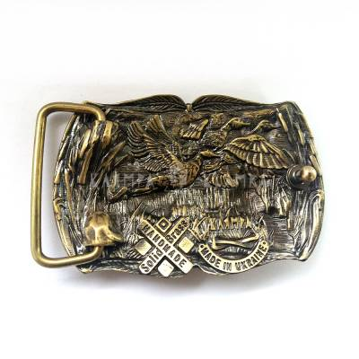 "Belt buckle ""Duck tales"""