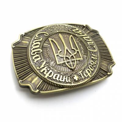 """Пряжка """"Слава Україні"""""""