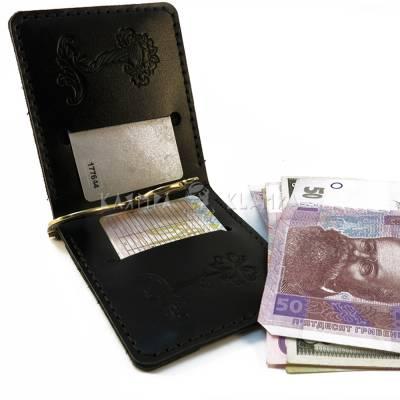 """Шкіряний гаманець """"Бароко"""""""